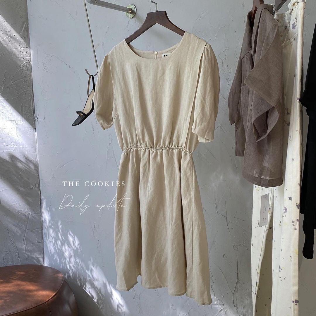 """Sắm váy màu trà sữa ngọt ngào diện thu đông là đi đâu ai cũng khen bạn đẹp chuẩn """"nàng thơ"""" - ảnh 28"""
