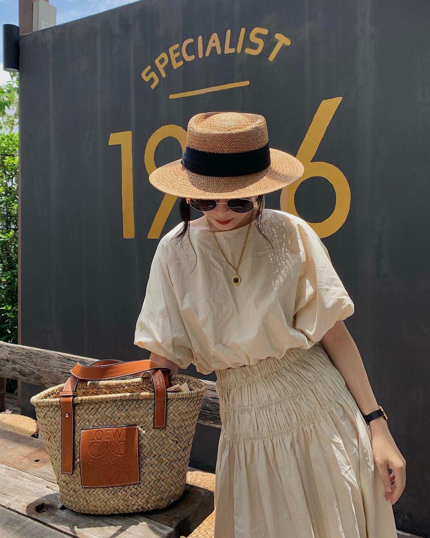 """Sắm váy màu trà sữa ngọt ngào diện thu đông là đi đâu ai cũng khen bạn đẹp chuẩn """"nàng thơ"""" - ảnh 10"""