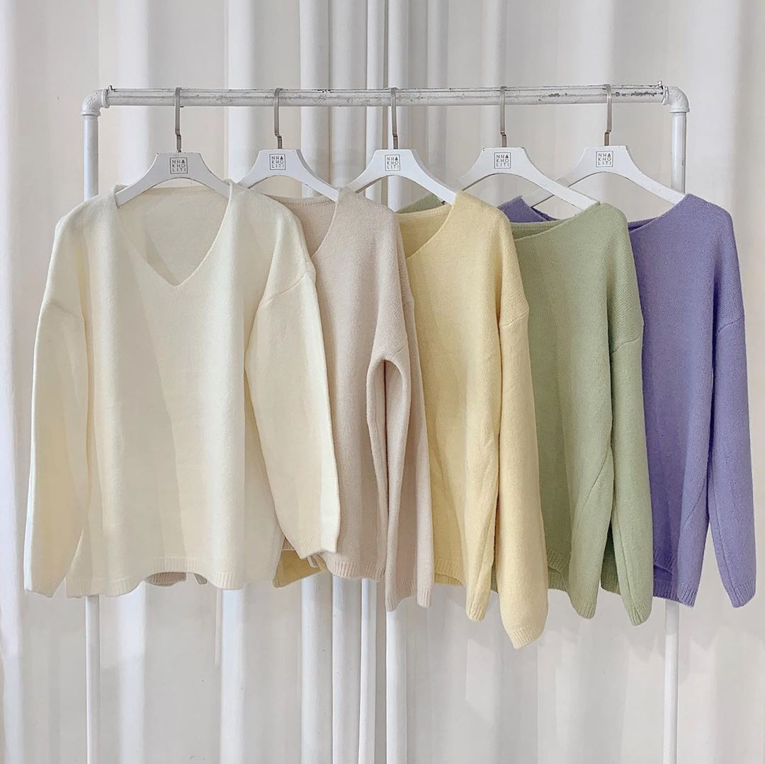 """Ngắm là muốn sắm luôn 10 mẫu áo len sang xịn, phối đồ nào cũng """"ăn rơ"""" - ảnh 29"""