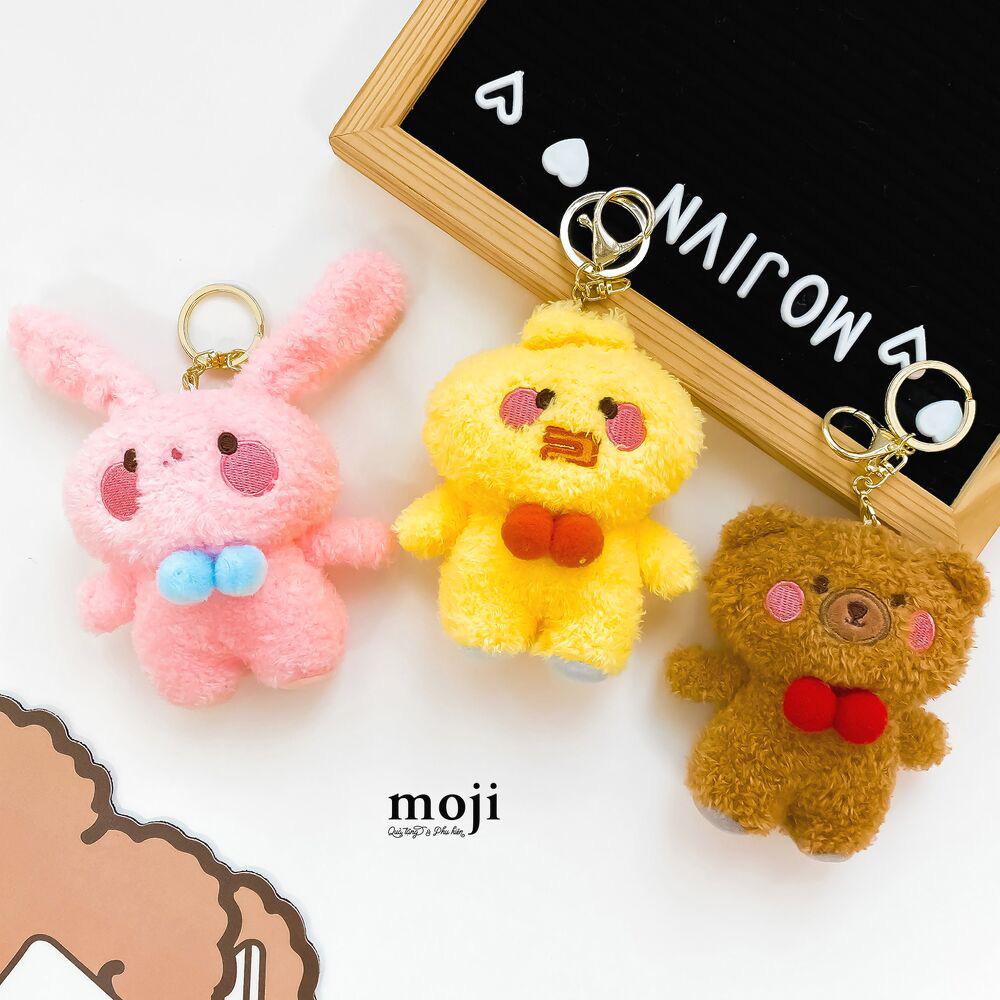 Bắt chước Jisoo, Lisa sắm móc khóa thú bông treo túi siêu cute - ảnh 20