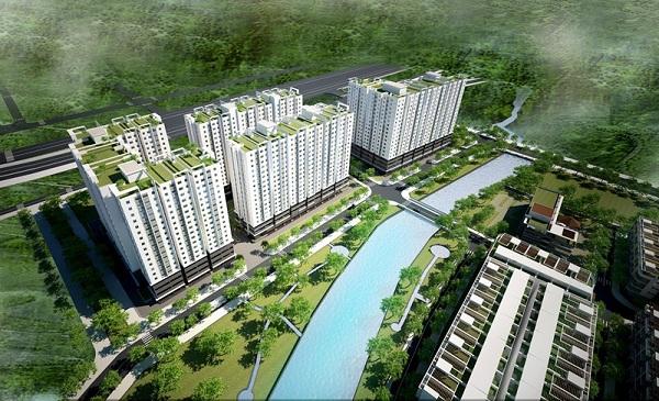 Đất Xanh đầu tư xây dựng khu phức hợp dân cư thương mại Sunview Town (2)