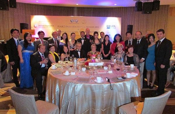 Hiệp hội BĐS Việt Nam tham dự Hội nghị thượng đỉnh BĐS FIABCI Khu vực Châu Á-Thái Bình Dương 2013 (1)