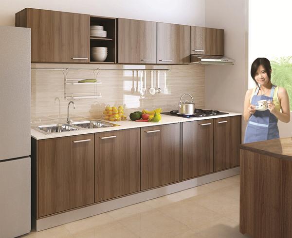 Giúp bà nội trợ chọn mua tủ bếp chuẩn 4