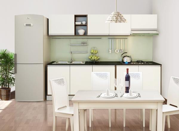 Những ý tưởng tuyệt hay cho căn bếp nhỏ 4