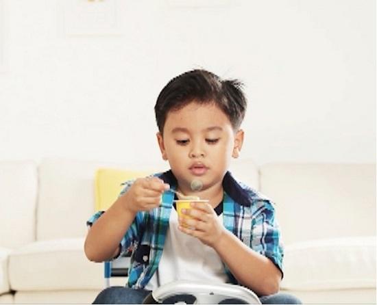 3 mẹo nhỏ khi sử dụng váng sữa cho trẻ 1