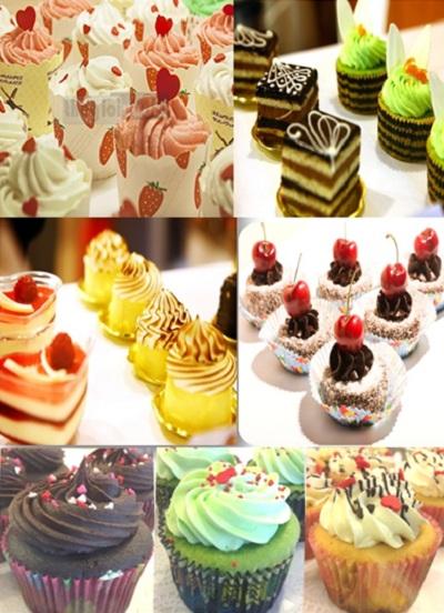 Cupcake Outlet nay đã có mặt tại YOURS Café 2