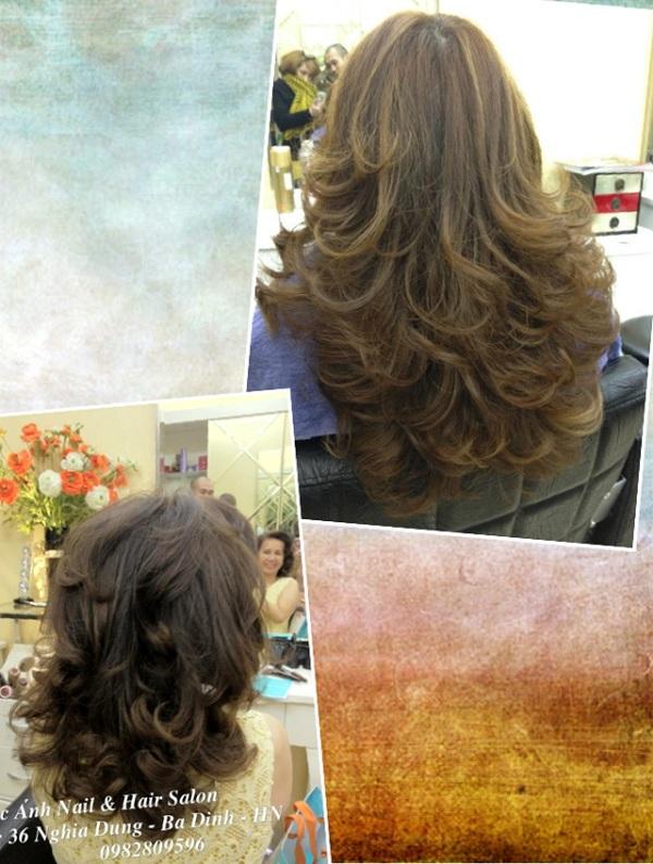 Ngọc Ánh Nail & Hair Salon – Điểm hẹn thời trang, phong cách 14