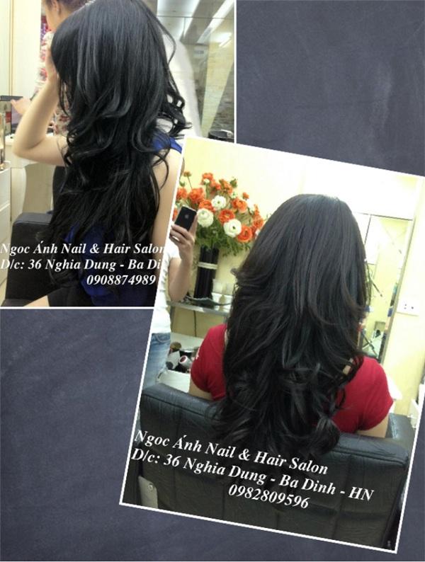 Ngọc Ánh Nail & Hair Salon – Điểm hẹn thời trang, phong cách 15