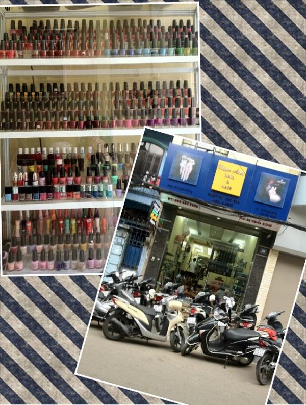 Ngọc Ánh Nail & Hair Salon – Điểm hẹn thời trang, phong cách 18
