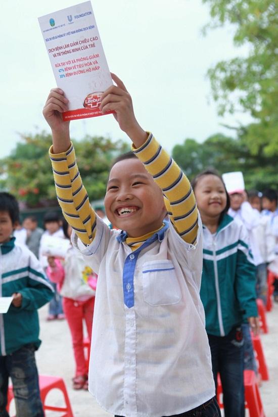 Chung tay vì sức khỏe trẻ em nông thôn