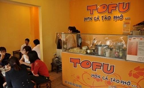 Chuỗi cửa hàng TOFU khuyến mãi 50% các món tào phớ 4