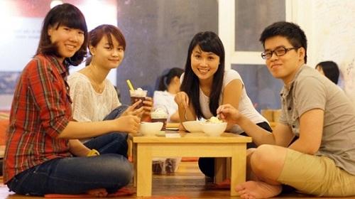 Pat-bing-su Hàn Quốc và chè xoài gốc Thái tại HN 4