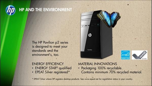 HP Pavilion P2-1290L: Máy tính giá rẻ cho gia đình 2