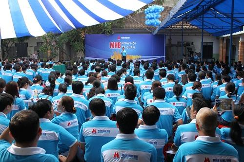 MHB mở đợt cao điểm phát triển dịch vụ ngân hàng bán lẻ (1)