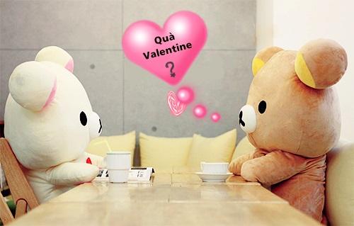 Quà tặng Valentine cho người yêu ý nghĩa và độc đáo nhất 2014 1