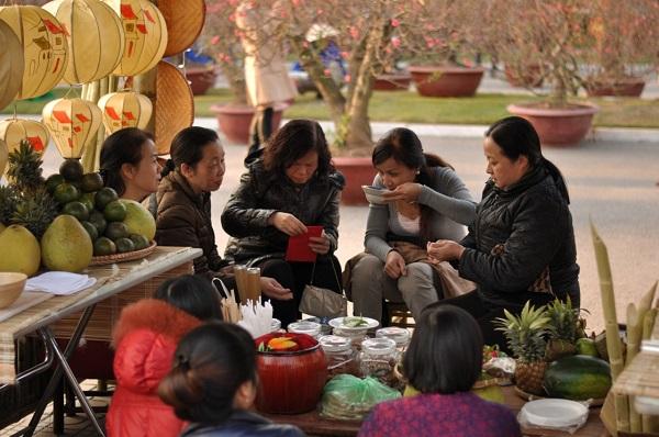 Tết Hà Nội cổ truyền qua Phiên Chợ Xuân
