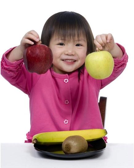Giúp bé khắc phục chứng biếng ăn 1