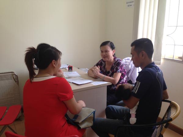 Phòng bệnh viêm phổi trong mùa hè cho trẻ 1