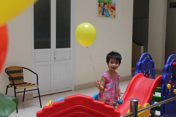 Phòng bệnh viêm phổi trong mùa hè cho trẻ 2