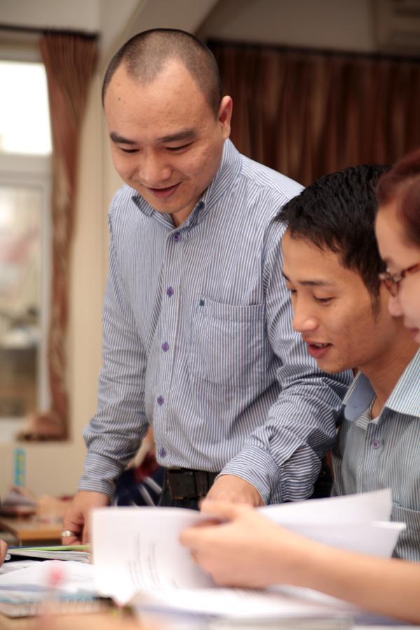 Lựa chọn khác cho HS tốt nghiệp THPT: Chương trình liên kết quốc tế 1