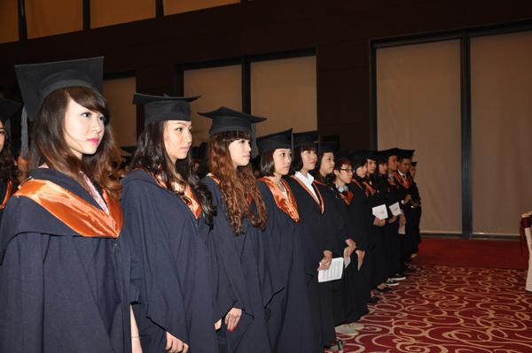 Lựa chọn khác cho HS tốt nghiệp THPT: Chương trình liên kết quốc tế 4