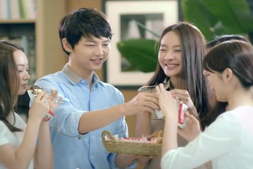 """Song Joong Ki cực chất trong """"Tình anh"""" 4"""