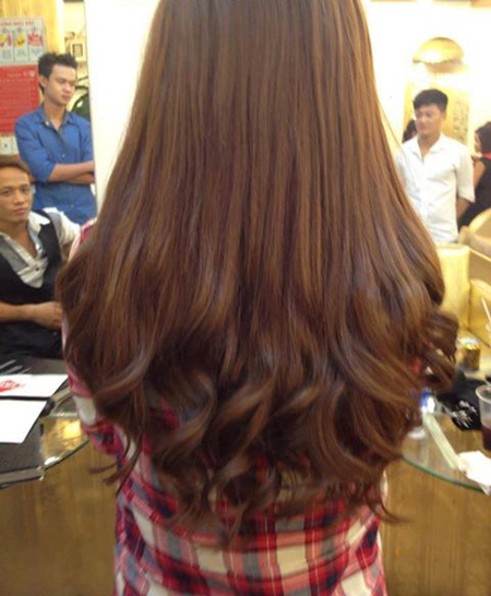 Nối tóc từ Singapore và phương pháp bảo vệ tóc 3