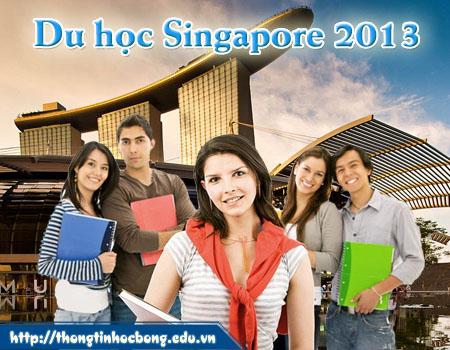 Du học Singapore tháng 8 - Tháng du học cùng VINAHURE 1