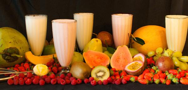 Đẹp da với những món tráng miệng hấp dẫn biến tấu từ trái cây 4