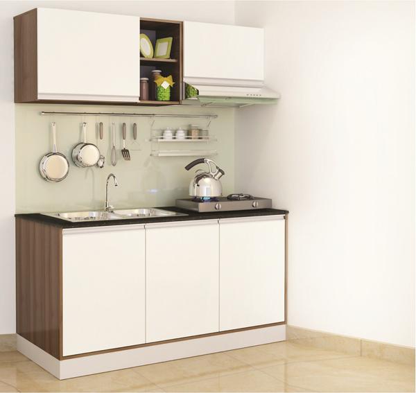 Ý tưởng hay cho không gian bếp nhỏ 2