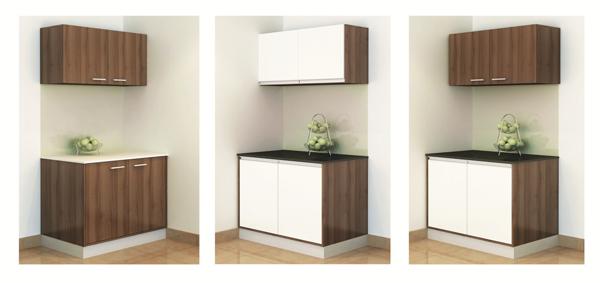 Ý tưởng hay cho không gian bếp nhỏ 4