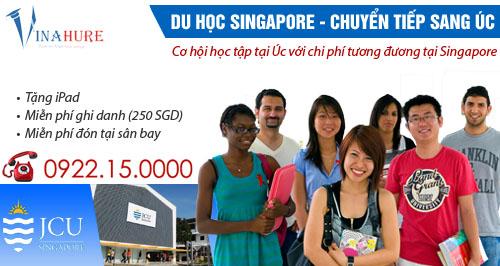 Hội thảo cùng ĐH James Cook Singapore – Thành công trong tầm tay bạn 2