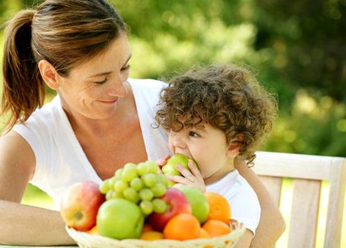 Mẹo hay khi con lười ăn trái cây 1