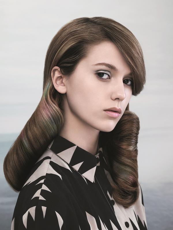 Cảm hứng tóc cho năm mới rạng rỡ 1