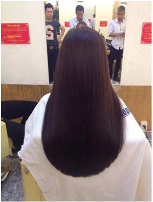 Bật mí những bí mật nối tóc của sao Việt 13