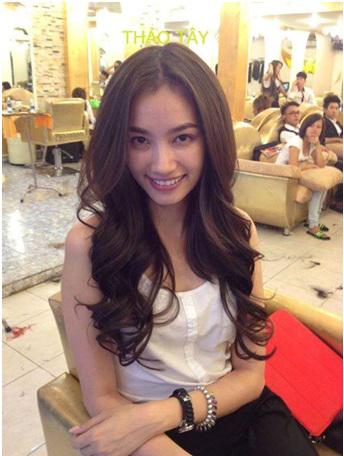 Bật mí những bí mật nối tóc của sao Việt 3