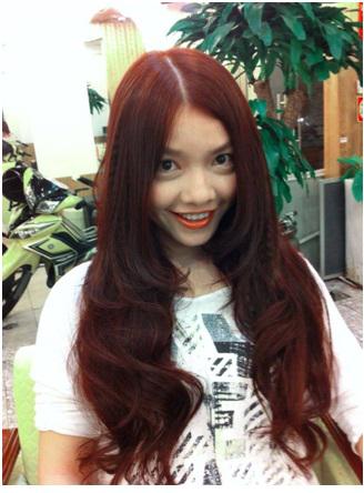 Bật mí những bí mật nối tóc của sao Việt 6