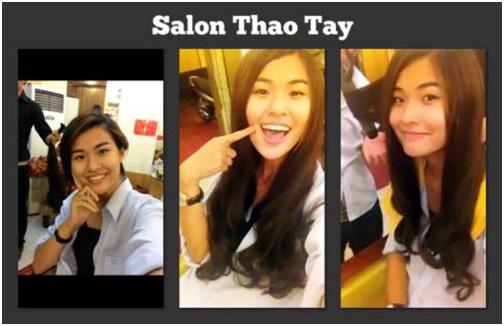 Bật mí những bí mật nối tóc của sao Việt 8