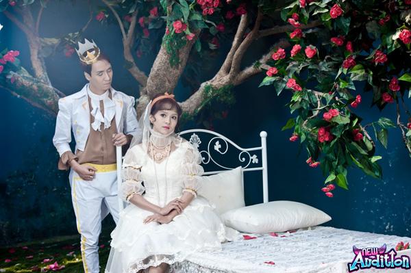 """""""Vén màn bí mật"""" chuyện chụp ảnh cưới của Toàn Shinoda 4"""