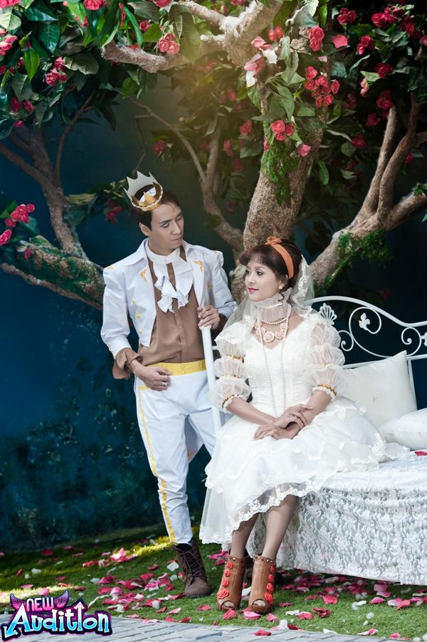 """""""Vén màn bí mật"""" chuyện chụp ảnh cưới của Toàn Shinoda 5"""