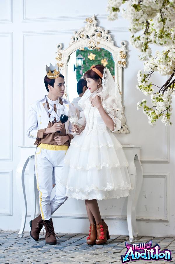 """""""Vén màn bí mật"""" chuyện chụp ảnh cưới của Toàn Shinoda 10"""