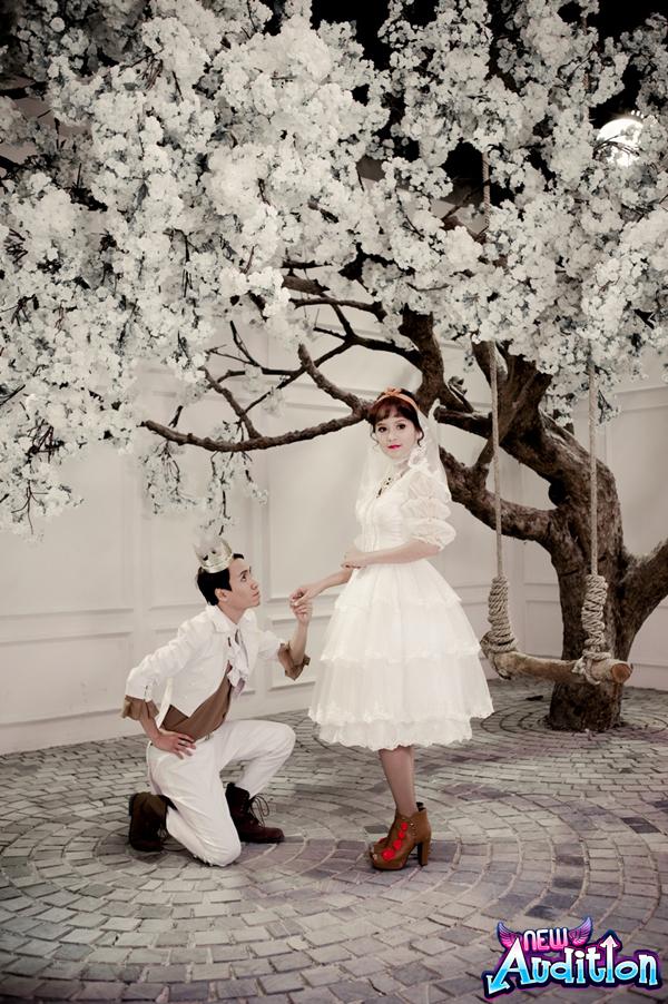"""""""Vén màn bí mật"""" chuyện chụp ảnh cưới của Toàn Shinoda 14"""