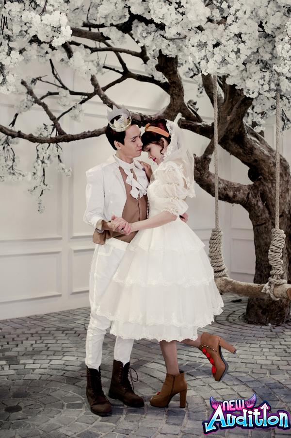 """""""Vén màn bí mật"""" chuyện chụp ảnh cưới của Toàn Shinoda 16"""