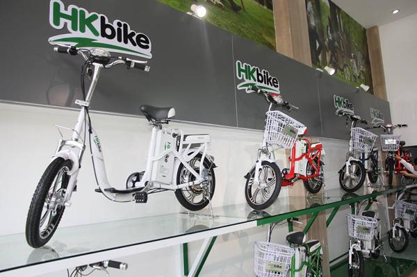 Tớ đã kết thân với xe đạp điện như thế nào? 2