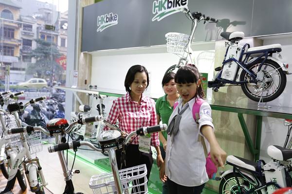 Tớ đã kết thân với xe đạp điện như thế nào? 4