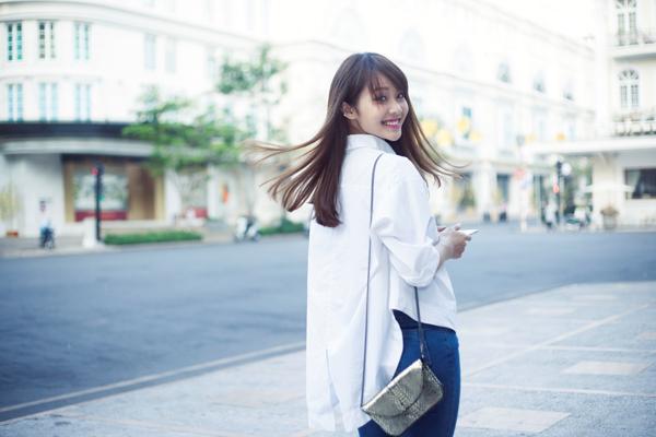 Huỳnh Anh, Khả Ngân 'cặp kè' trong ngày Tình nhân