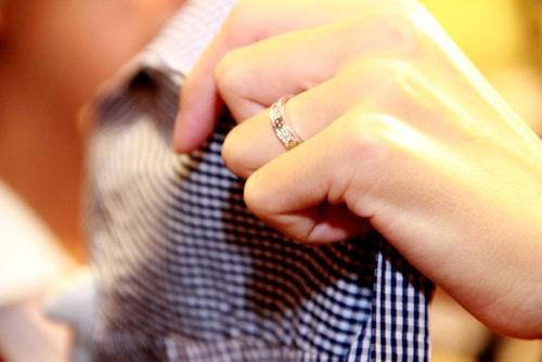 Học sao Việt chọn nhẫn cưới tuyệt nhất 1