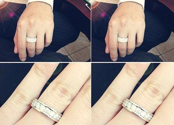 Học sao Việt chọn nhẫn cưới tuyệt nhất 2