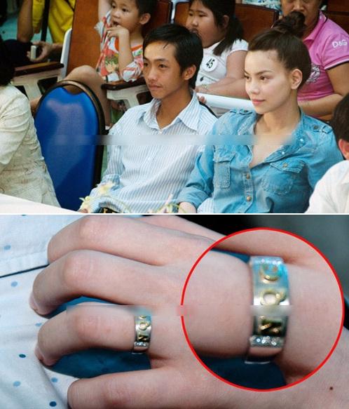 Học sao Việt chọn nhẫn cưới tuyệt nhất 4