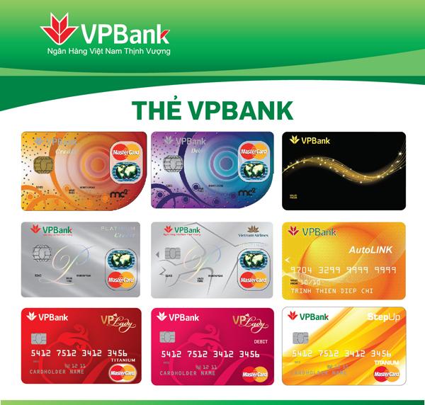 Mở thẻ tín dụng vpbank online nhanh nhất - Ngân hàng VPBank